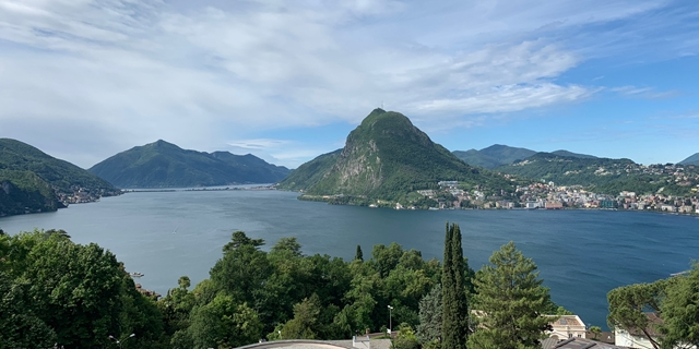 LUGANO CASTAGNOLA Luxury 4,5 rooms apartment