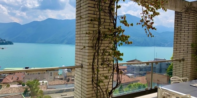 New apartment in Lugano center with stunning view